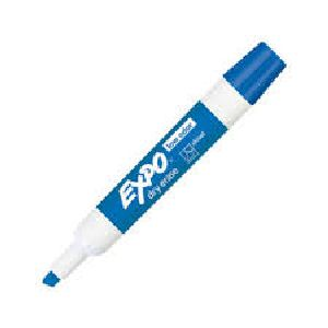 Blue Chisel Expo Marker