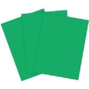 Green 9x12 Construction Paper