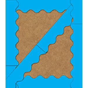 Blue Border