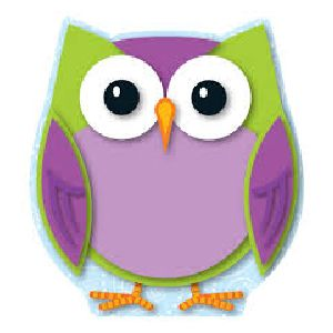 Owl Mini Cut-outs