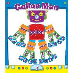 Gallon Man stickers
