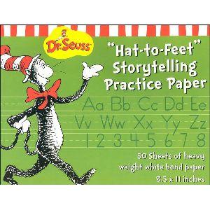 Dr. Seuss Storytelling Paper
