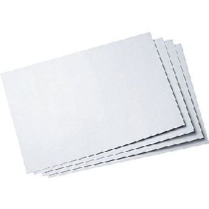 White Poster Board (4 sheets)