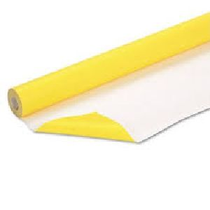 Yellow Fade Resistant Bullentin Board Paper