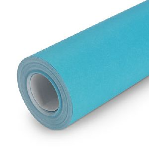 Turquoise Fade Resistant Bulletin Board Paper