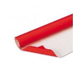 Red Fade Resistant Bulletin Board Paper