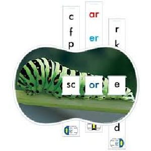 Word Building Slide and Spell