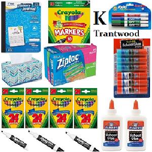 Kindergarten Student Supply Kit -Trantwood