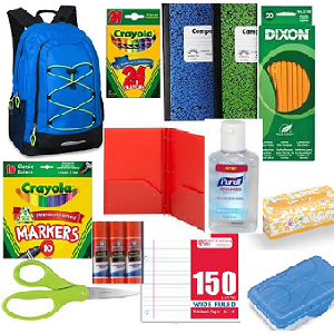 Backpack and School Supply Drive - Elementary