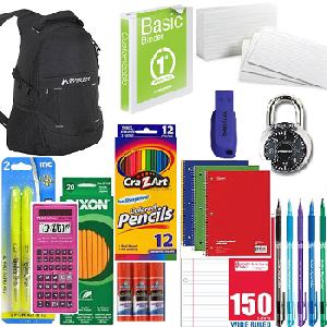 Backpack and School Supply Drive - Intermediate