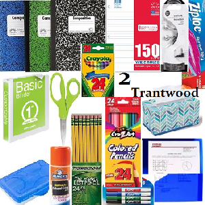Second Grade Student Supply Kit - Trantwood