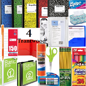 Fourth Grade Student Supply Kit - Trantwood